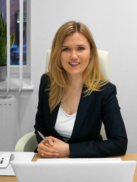 Notariusz w Szczecinie - Zuzanna Wilk
